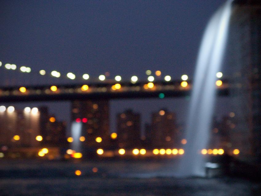 New York City, Waterfalls
